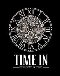 Time In Logo